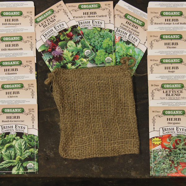 OG Culinary Herb Garden Kit